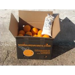 Plus riz oranges de table étang