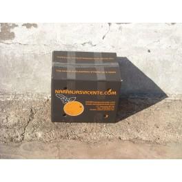 Caja de naranjas de mesa de 10kg